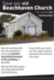 Save our Church!