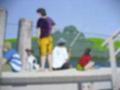 Mural in Beach Haven