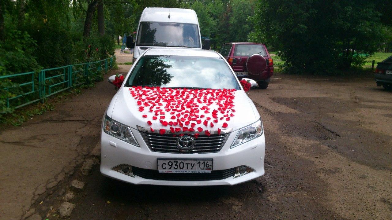 Машины на свадьбу казань цены