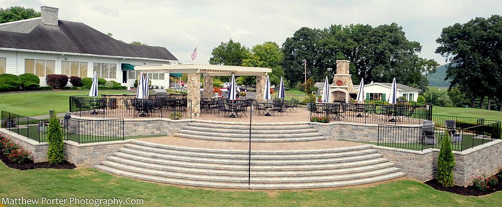 Johnson City Country Club Pool