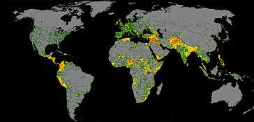 World Terror Map