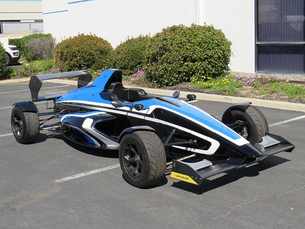 Street Legal Race Car