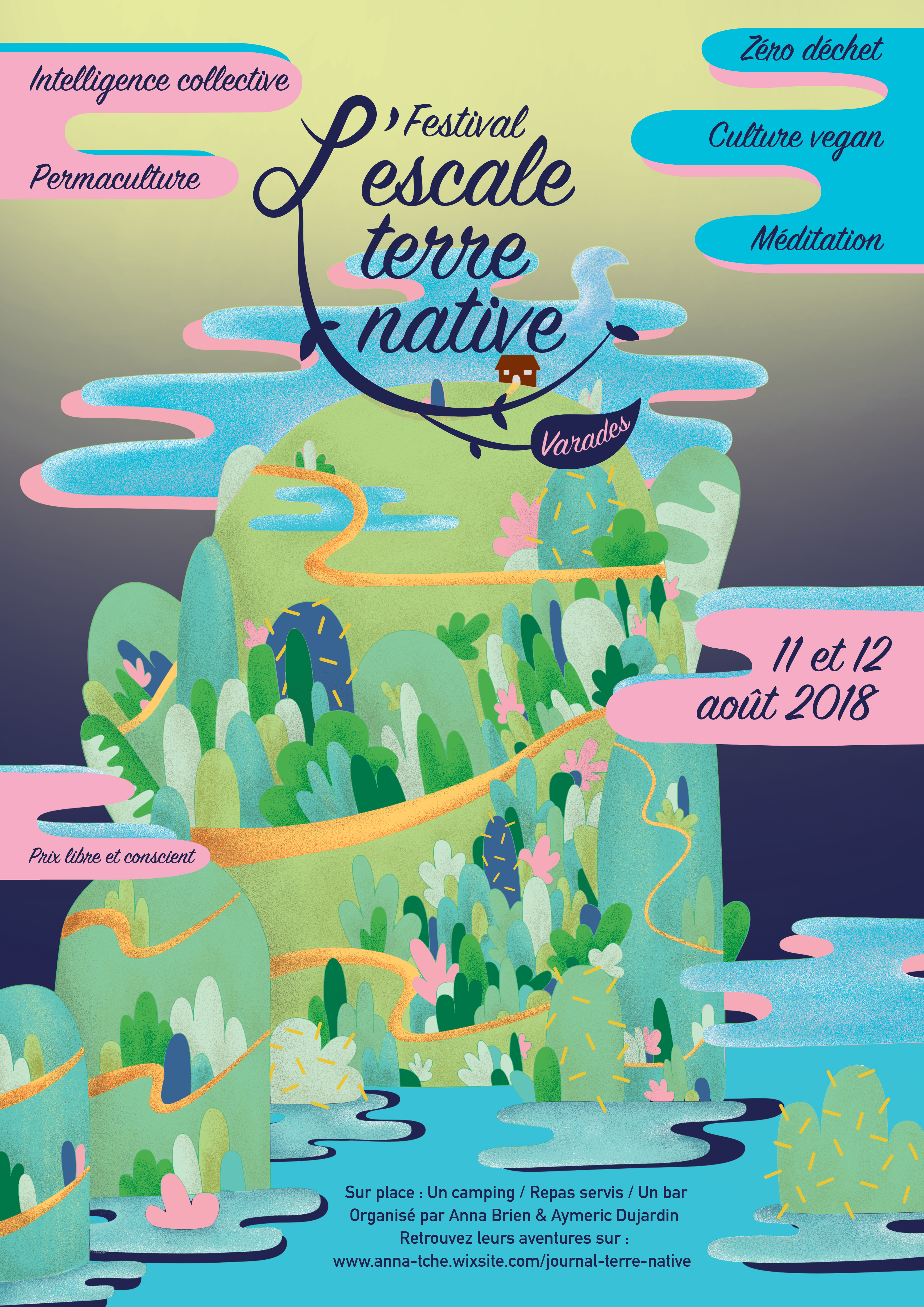 Terre Native festival: l'escale terre native 2 | journal-terre-native