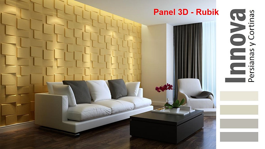 rubik3jpg - Paneles Decorativos 3d