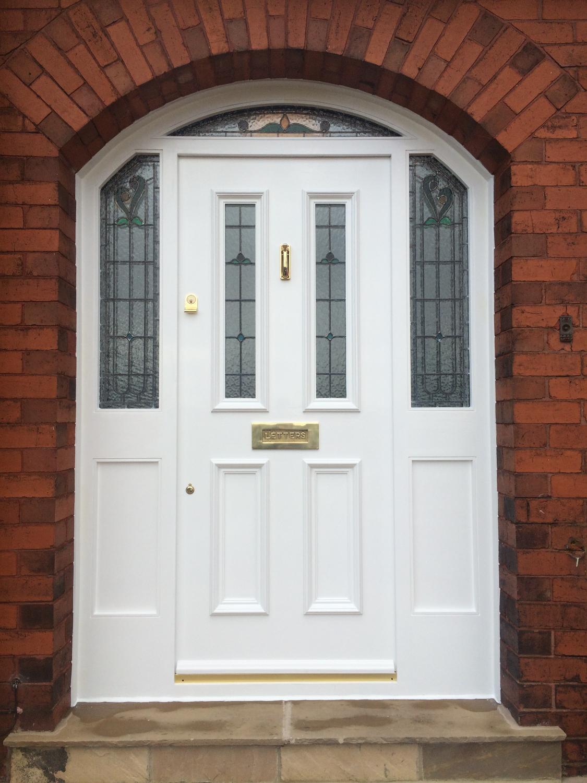Front Doors Integrity The Grand Victorian Door Company Bespoke
