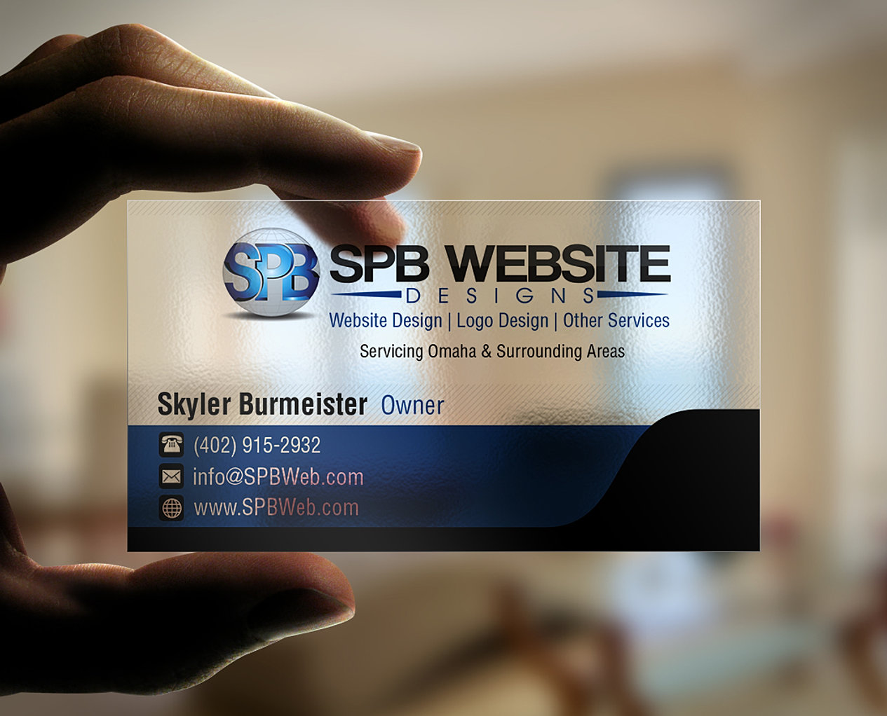 Cards & Flyers - SPB Website Designs