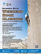 Weekend Rock Climbing