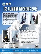 Ice Climbing Weekends