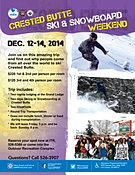Crested Butte Ski Weekend