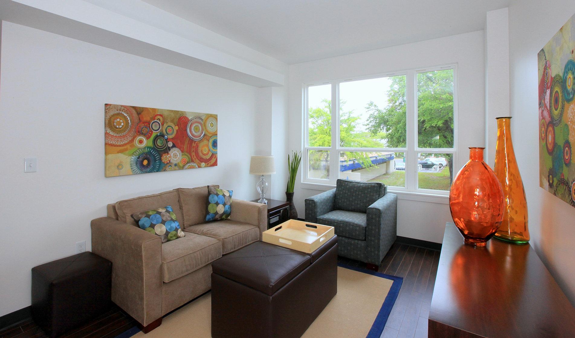 The Continuum Apartments Gainesville Uf