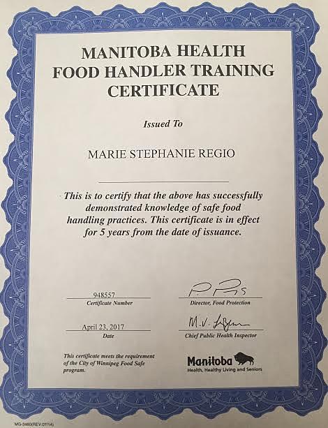 ILLINOIS Food Handlers Certificate eFoodhandlers 8 - oukas.info