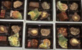 indian chocolates, pakistani chocolates, indian chocolate favors, chai chocolate, paisley chocolte, mango chocolate,
