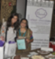 Lisa Ray, Chamak Chocolates, Satya Paul, Splendid Closet