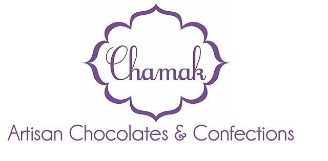 Chamak chocolates for Artisan indian cuisine