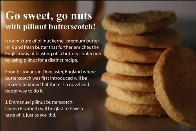 Pili Cookies