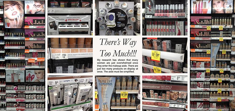 The Makeup Aisle