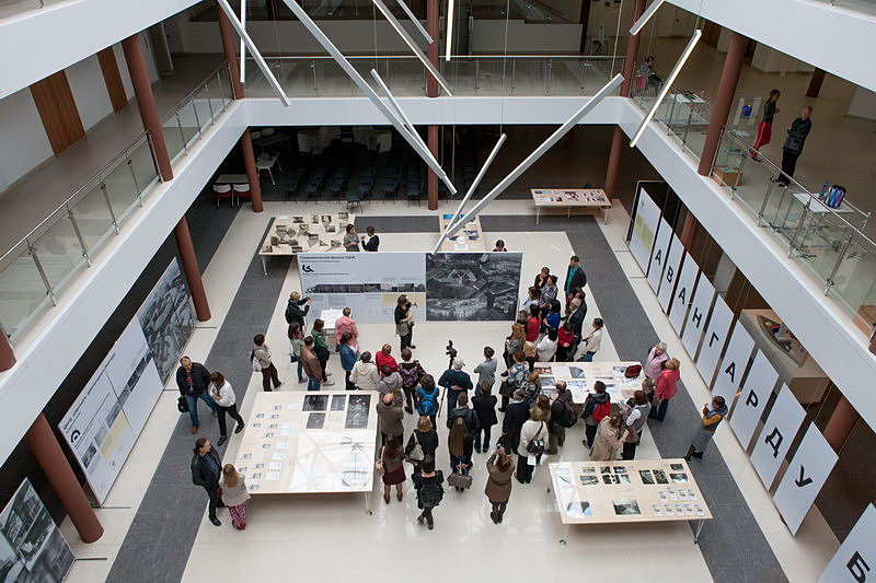 Музее архитектуры и дизайна уралгаха