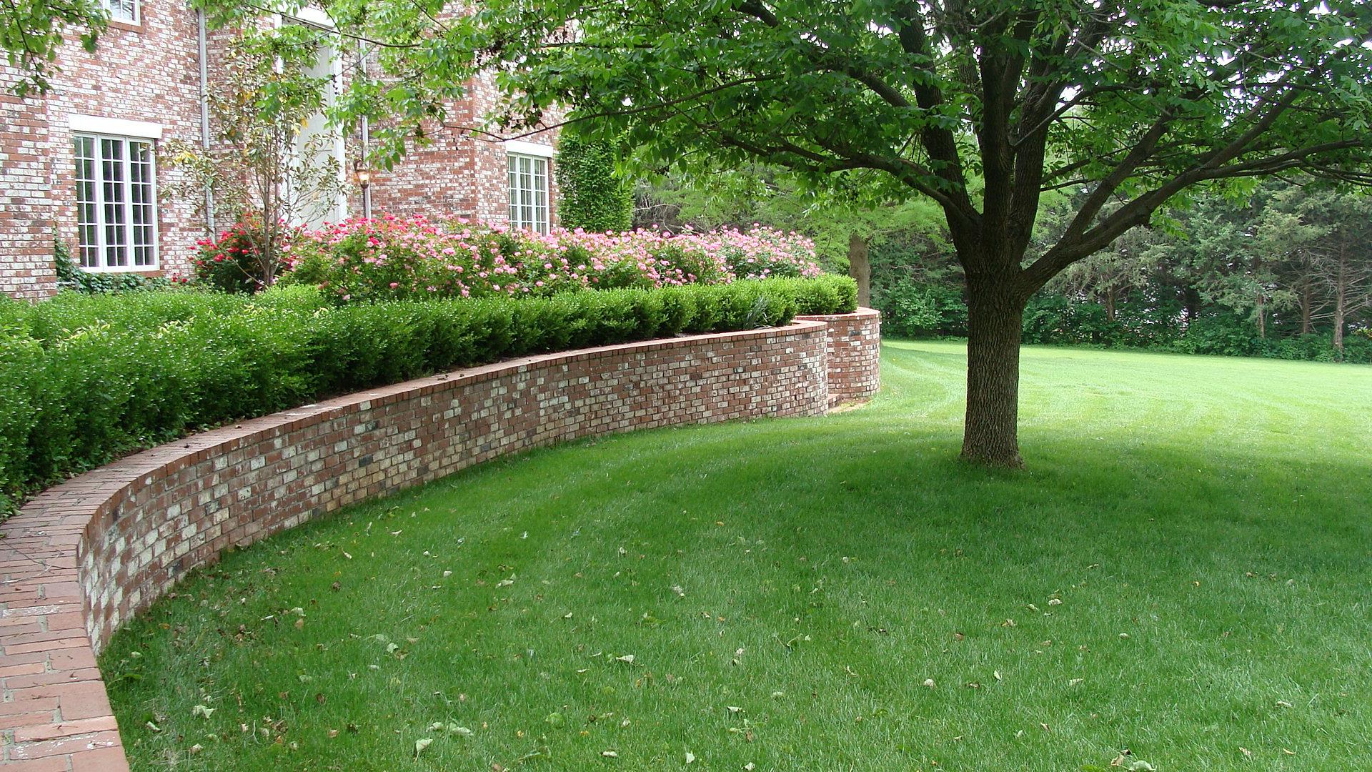 Master landscape inc manhattan kansas landscape - Garden design ks ...