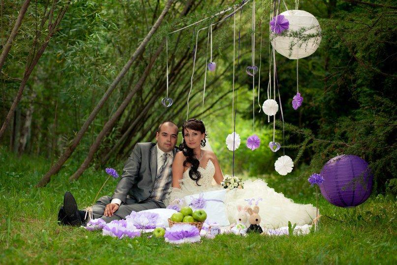 Оформление для свадебной фотосессии своими руками