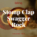 BLINQ 081 Stomp Clap Swagger Rock vol.2_