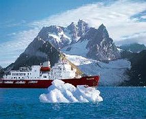 Cruzeiros Hurtigruten