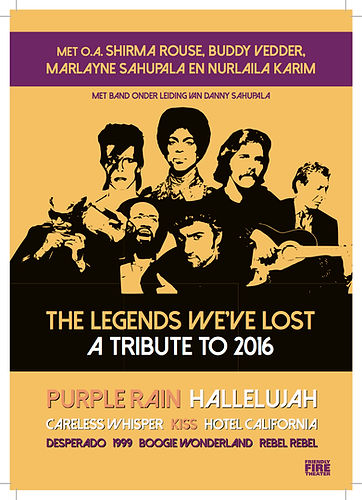 The Legends We've Lost - A Tribute to 20
