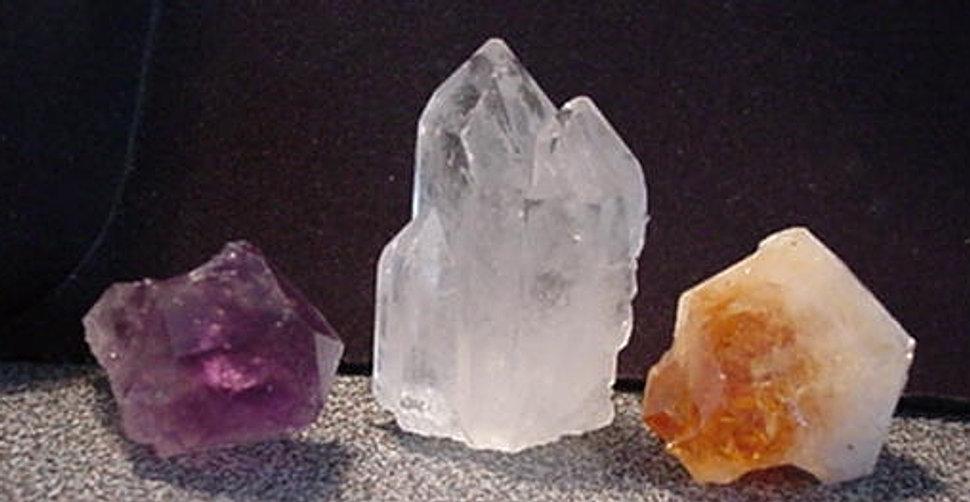 Quartz Healing Crystals