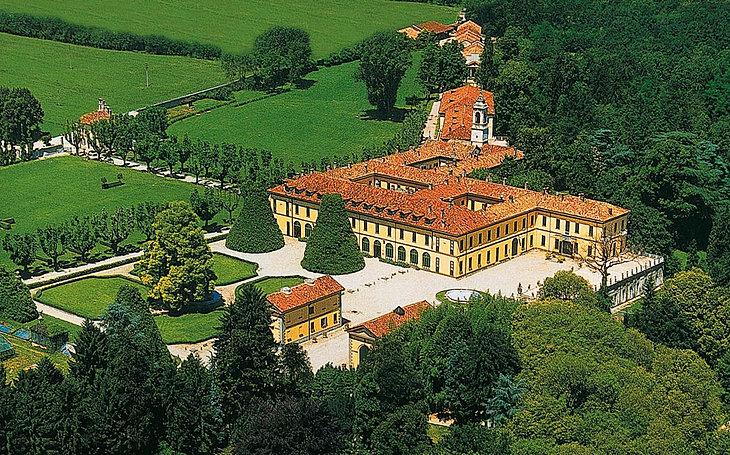 Villa Castelbarco Vaprio D Adda