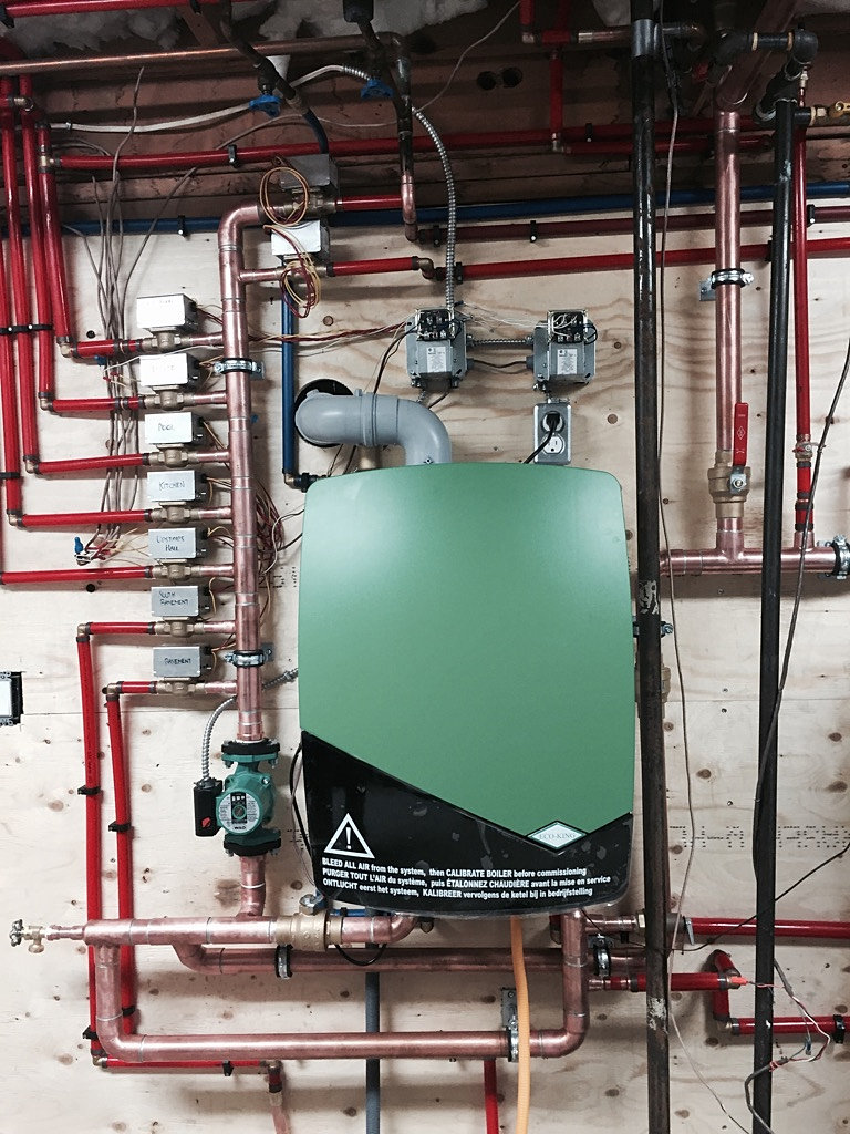 eco king heating 5 install pictures h200 ek 300