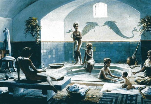 art in the baths of zeuxippus