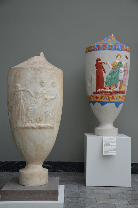 The Colors Of The Ancient Greeks And Romans