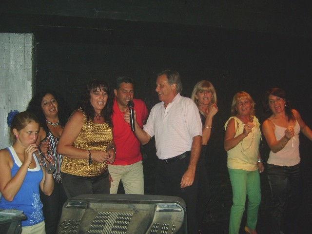 Despedida 2008