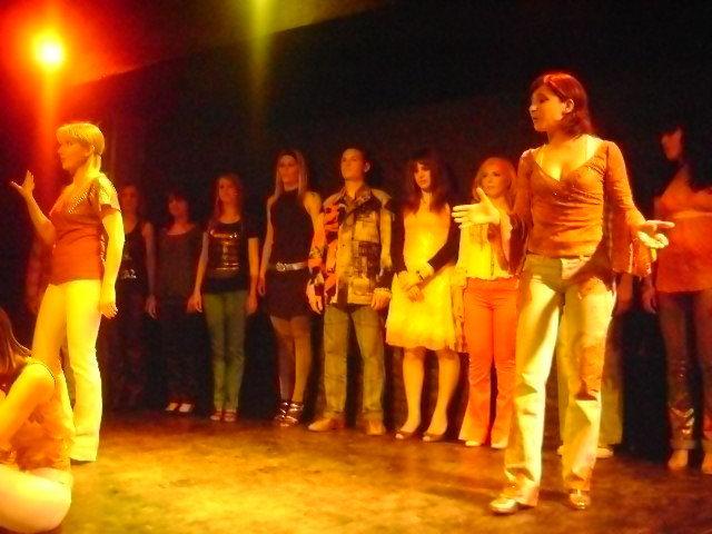 Inauguración Teatro Bar