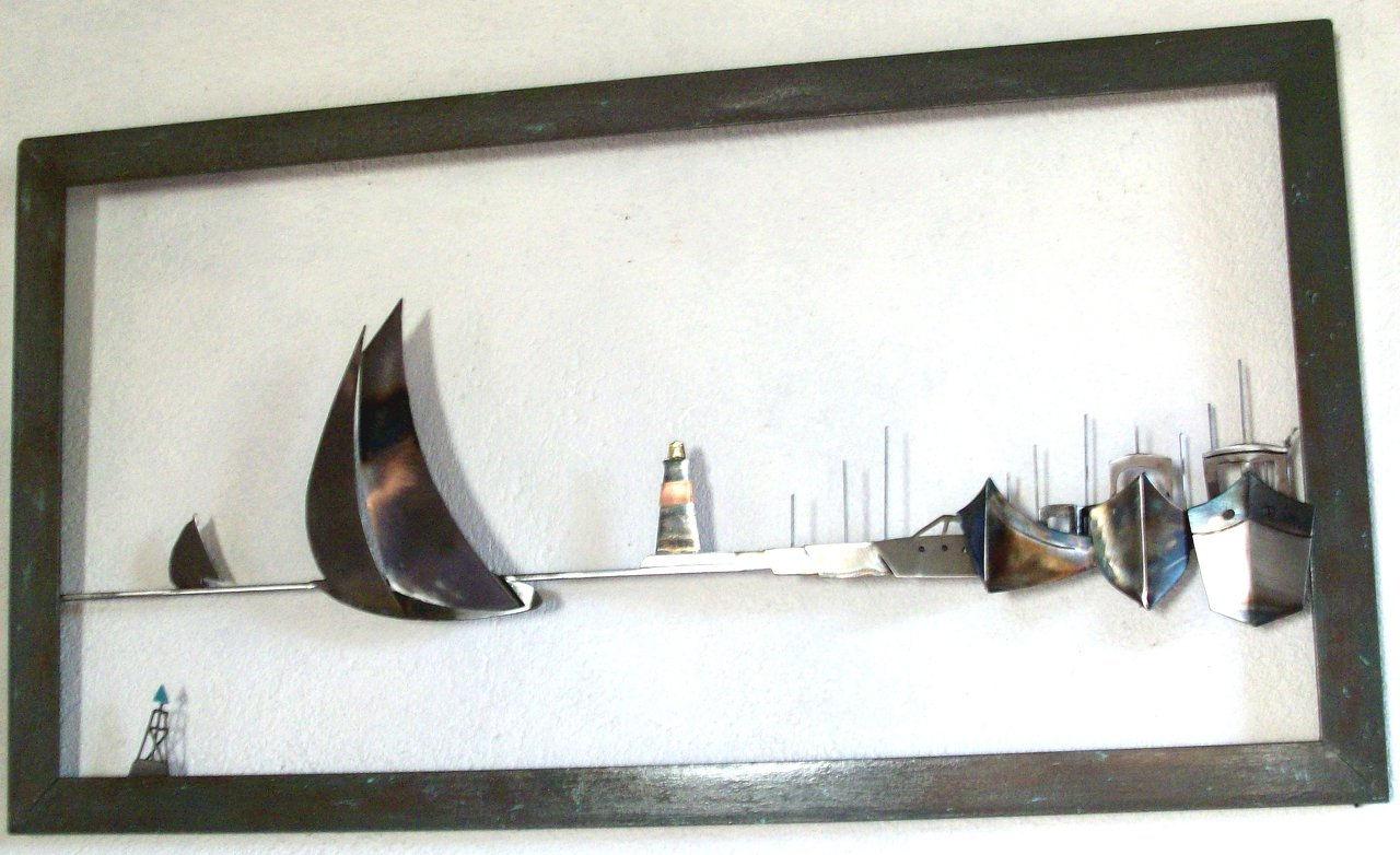 sculptures norbert daems murales. Black Bedroom Furniture Sets. Home Design Ideas