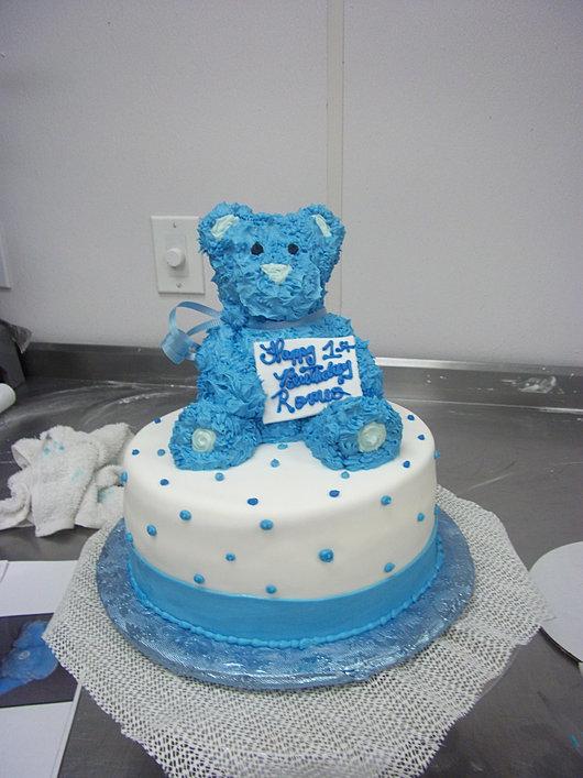 Custom Teddy Bear!