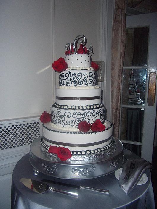 Best Custom Wedding Cakes in CT!
