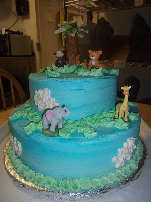 Custom Birthday Cakes!