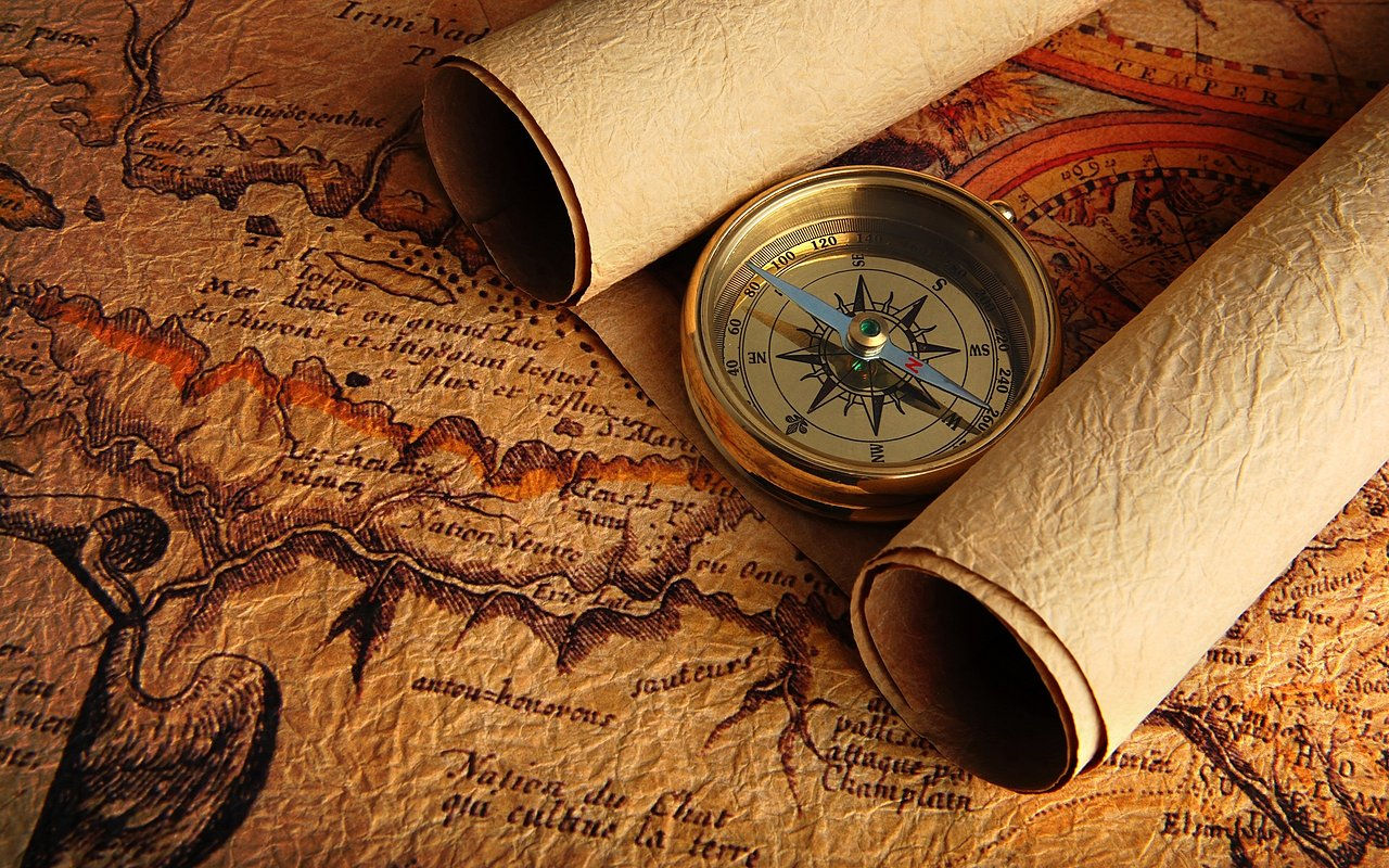 Compass And Old Map.jpg