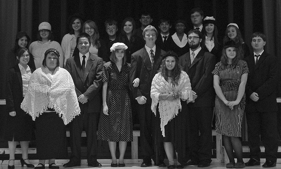 Spring Hill High School Drama Club Columbia Tn Photos