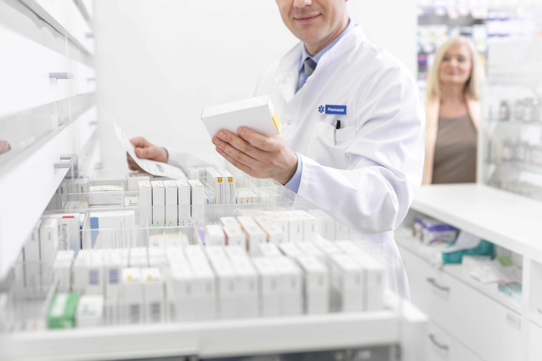 Dissertation Pharmaceutical