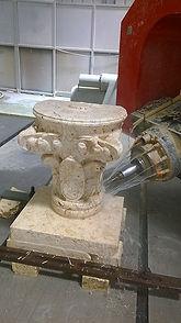 foto presentacion piezas especiales en marmol