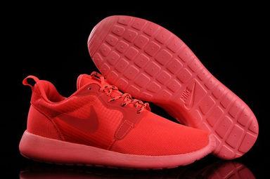 Nike Roshe Run Rosas Fosforitas