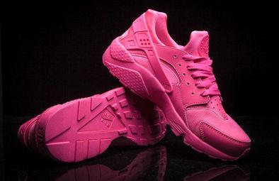 Nike Huarache Fucsia Fluo