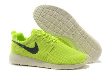 Nike Roshe Run Verdes