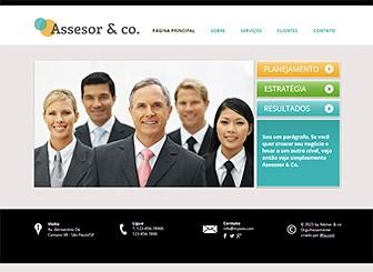 Assessoria e Consultoria Template - Crie sua presença profissional online com este elegante website em HTML. Atualize e edite com facilidade e personalize adicionando seu próprio texto e imagens. Entre no mundo online hoje!