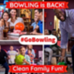 39 Bowling is Back - Clean Family Fun (1