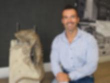 A photo of Iguana's quantity surveyor, Filipe da Silva