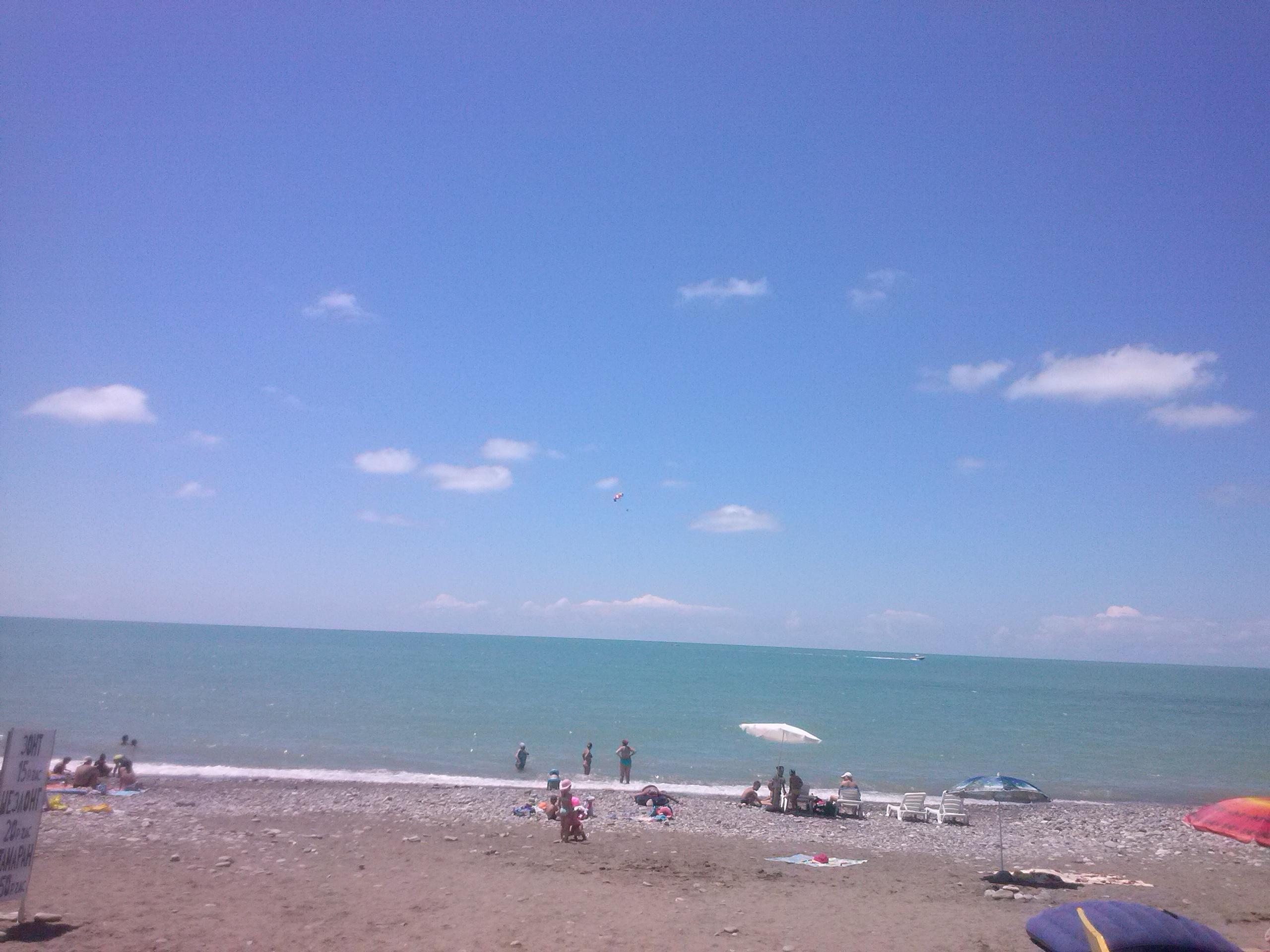 Отдых в лоо пляжи фото