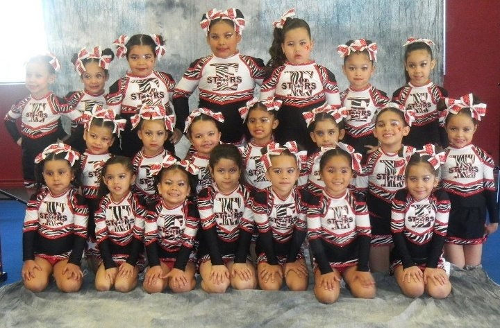 ECS Tiny 4 & 5 year old Little Dippers 2012