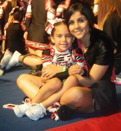 Victoria and Coach Erika